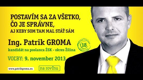 Voľby 2013